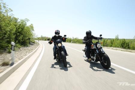 Harley Davidson Sportster Iron 2018 019