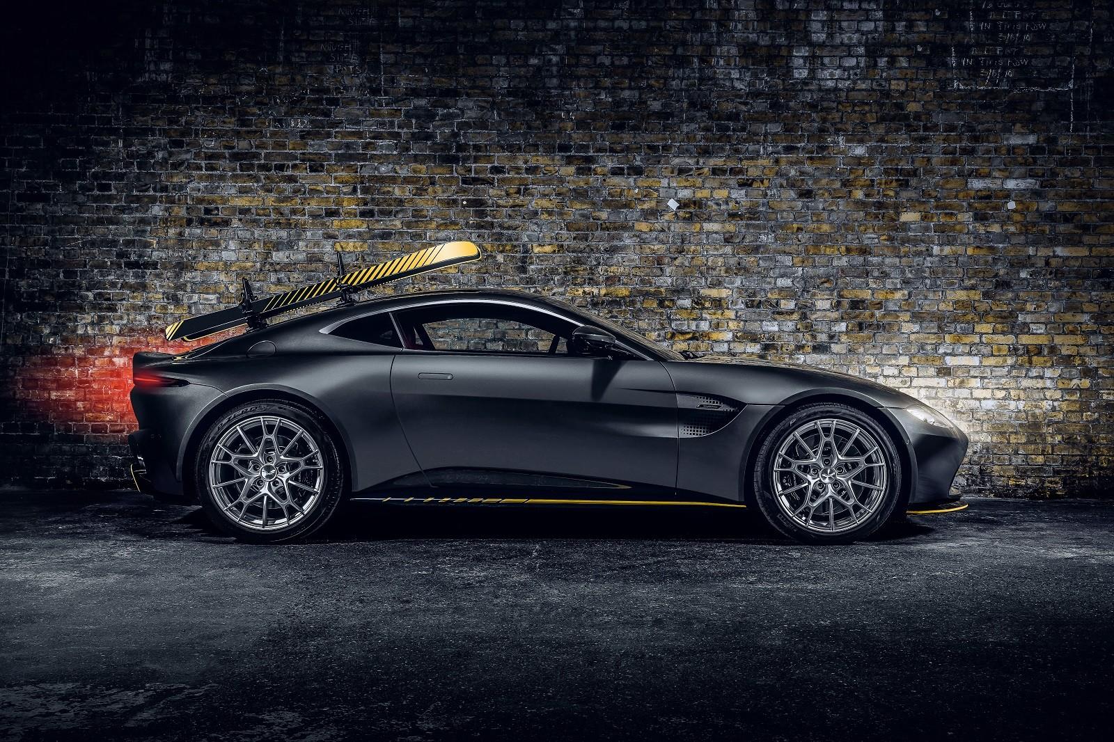 Foto de Aston Martin Vantage y DBS Superleggera 007 Edition (5/39)