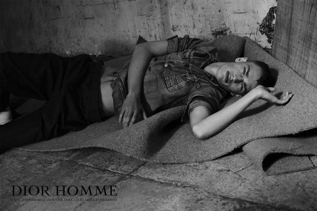 Foto de Aires minimalistas en la nueva campaña de Dior Homme (1/4)