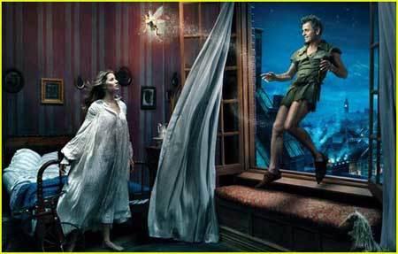 Gisele Bundchen como Wendy