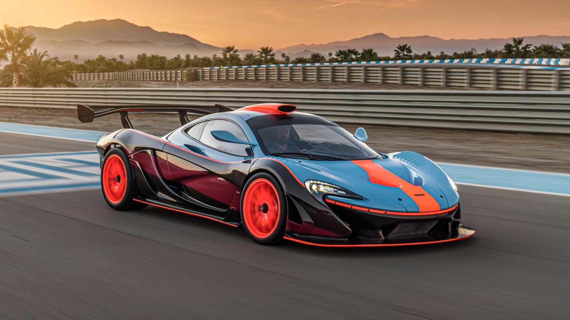 Foto de McLaren P1 GTR-18 preparado por Lanzante (14/32)