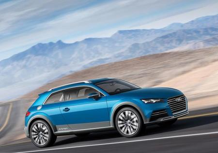 Auto Show de Detroit 2014: Audi allroad shooting brake