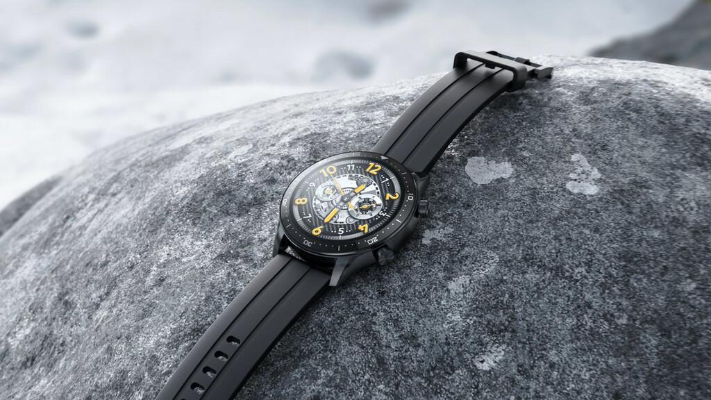 Realme Watch S Pro: ahora con pantalla AMOLED y chip GPS integrado