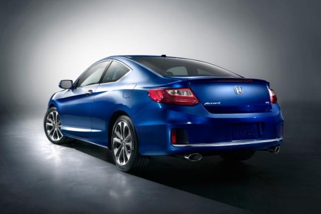Honda Accord 2013 Coupé