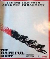 'The Hateful Eight', póster de lo nuevo de Quentin Tarantino