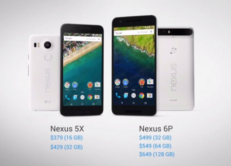 Nexus 2015 Prices