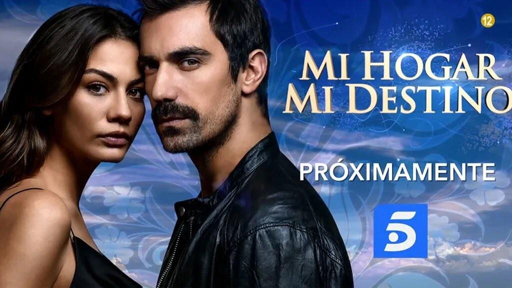 Telecinco ya tiene nueva serie turca tras el éxito de 'Love is in the Air': tráiler y fecha de estreno de 'Mi hogar, mi destino'