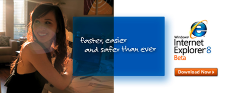 Internet Explorer 8 Beta 2, mejorando lo presente