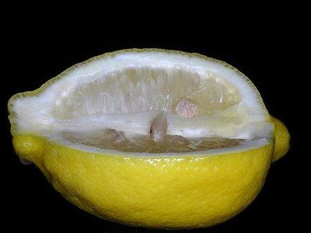 Propiedades cosméticas del limón