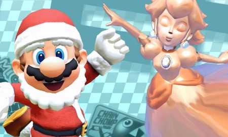 La temporada de invierno arranca en Mario Kart Tour con nuevas copas, circuitos, recompensas y hasta un Mario Papá Noel