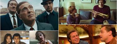 Las 17 películas mejor posicionadas a los Óscar 2020 a una semana de las nominaciones