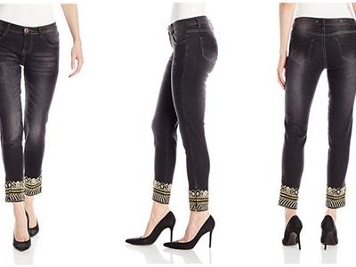 Pantalones Denim Jeans 4 de Desigual rebajados a 53,95 euros en Amazon con envío gratis