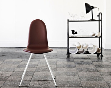 Tongue Chair, la belleza perdida de Arne Jacobsen