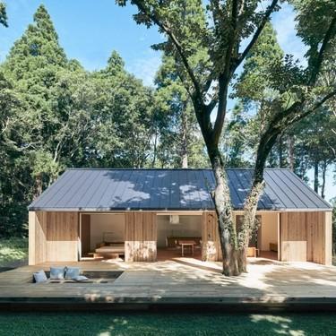 Muji presenta su nueva casa y es, como era de esperarse, un templo al minimalismo con un toque de calidez que la hace más humana