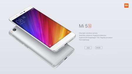 Xiaomi Mi5s, con procesador Snapdragon 821, por 245 euros y envío gratis