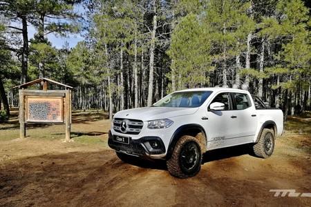 El Mercedes-Benz Clase X se seguirá fabricando en Barcelona y estrenará nuevos motores en noviembre