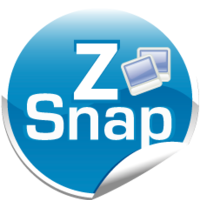 ZonaSnap, capturas de pantalla con BlackBerry
