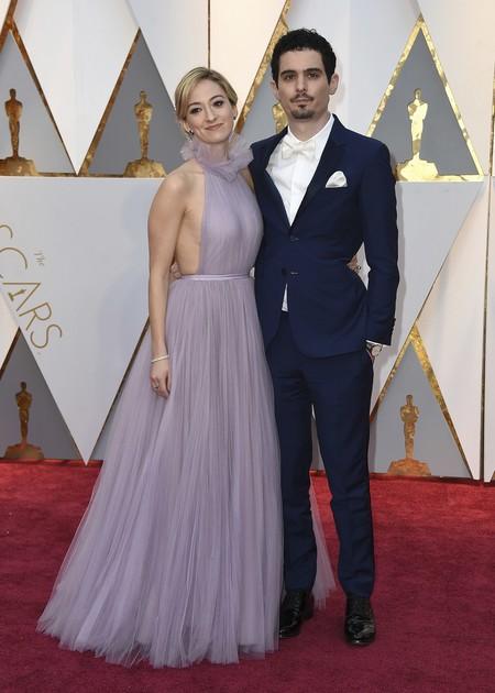Olivia Hamilton Oscars 2017