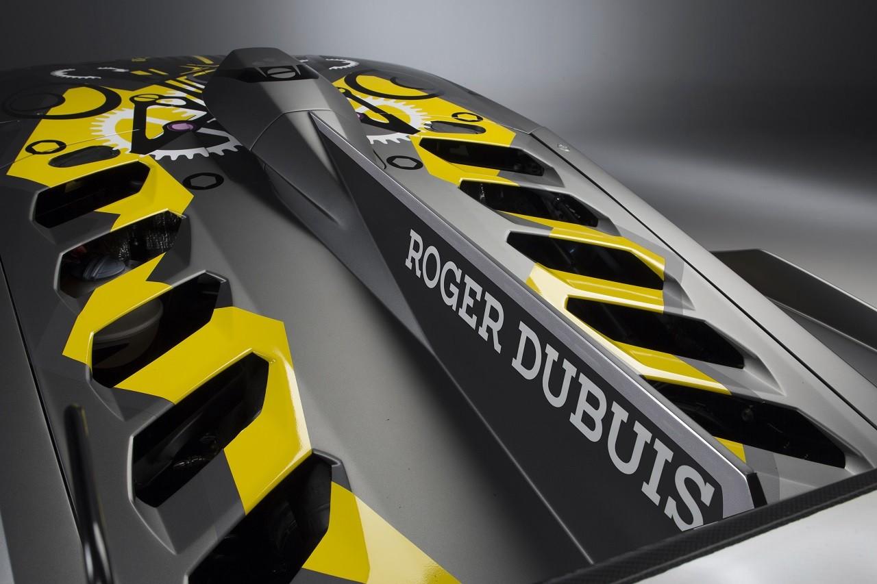 Foto de Lamborghini Huracán Super Trofeo Evo (9/11)