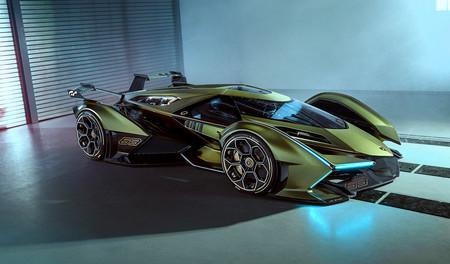 Lamborghini V12 Vision Gran Turismo: el espectacular 'toro' en clave virtual para Gran Turismo Sport