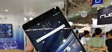 Asus Zenpad 3S 8.0: Snapdragon 652 y Android Nougat para la nueva tablet del fabricante taiwanés