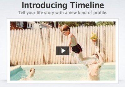Timeline, obligatorio para todos los usuarios de Facebook a partir de otoño