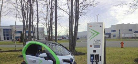 """El Renault Twizy llega a Canada con """"todo incluido"""" por 99 dólares al mes"""