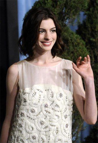 Anne Hathaway anunciará a los nominados a los Oscar