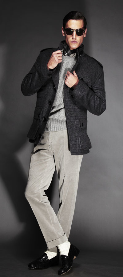 Foto de Tom Ford, colección masculina para el Otoño-Invierno 2011/2012 (5/44)