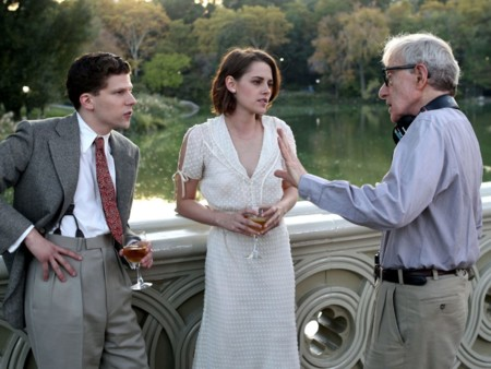 Woody Allen Cafe Society