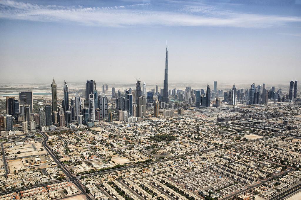 Esta es la ciudad con mayor número de rascacielos muy altos, y tiene más del doble que la segunda