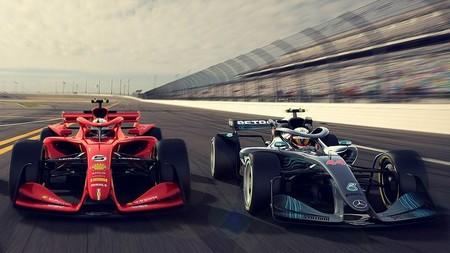Los prototipos de Fórmula 1 para 2021 superan las expectativas pero seguirán montando V6 Turbo