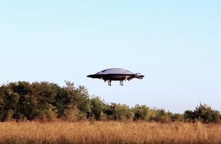 Unos ingenieros (y no aliens) han creado un platillo volante que vuela y es completamente funcional