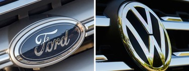 Grupo Volkswagen y Ford anuncian una alianza global sin fusionarse entre sí