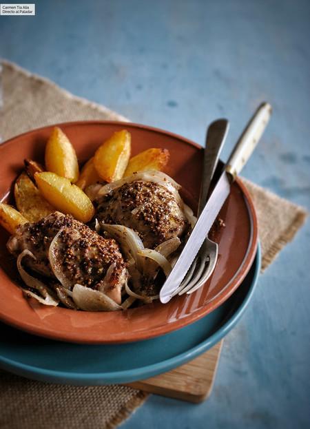 Recetas sanas de dieta, pollo a la mostaza, la tortilla más esponjosa del mundo y más en el menú semanal del 5 al 11 de enero