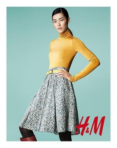 Para gustos, los colores. H&M y su (otra) nueva colección Otoño-Invierno 2011/2012