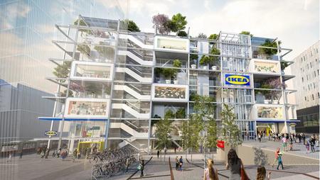 Nuevo modelo de tienda Ikea