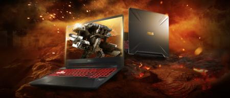 Asus TUF Gaming con Ryzen 5 3550H, 8GB de RAM, SSD de 512GB y AMD Radeon RX560 más barato en Amazon: 599 euros