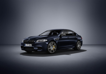 El BMW M5 Competition Edition prepara la salida del M5 F10 con 600 CV y 700 Nm