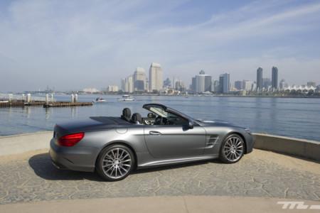 Mercedes-Benz SL: el descapotable del club de los 100.000 euros, a prueba