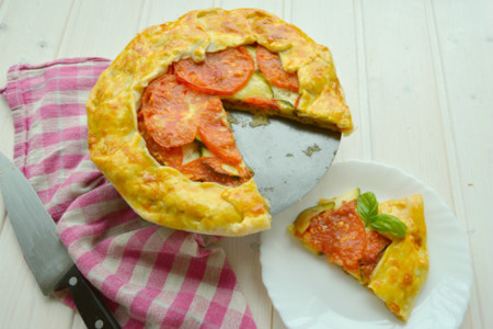 Paseo Tomate Galette