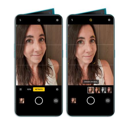 Oppo Reno 10x Zoom App Camara Frontal