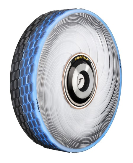Neumatico Autoregenerable Goodyear 6