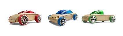Automoblox, un auto de juguete de lo más cool
