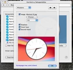 QuartzClocks: Relojes diseñados en Quartz como salvapantallas