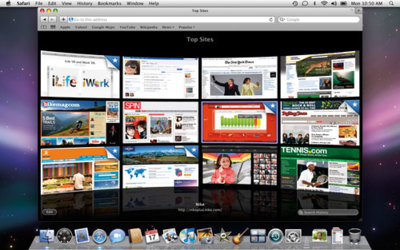Safari 4 Beta: ¡alucinante!