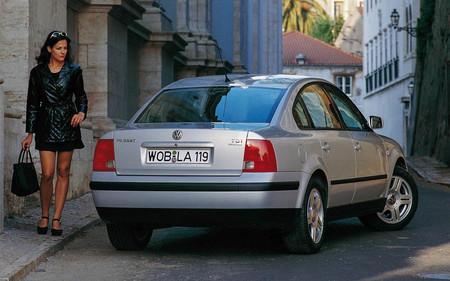 Volkswagen Passat Sedan 29