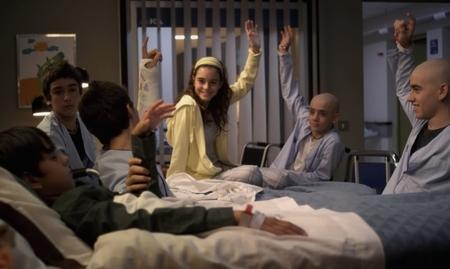 Antena 3 emitirá la segunda temporada de 'Pulseras rojas'