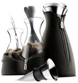 Cafetera de diseño escandinavo