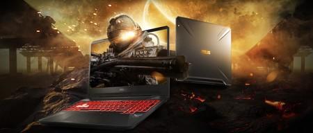 ASUS TUF Gaming con i7-8750H, 8GB de RAM, 1 TB HDD y NVIDIA GeForce GTX1050 a precio mínimo histórico en Amazon: 699 euros